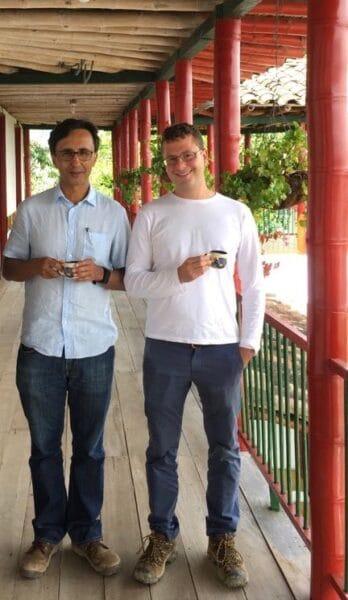 Laderas Del Tapias – Rodrigo & Joey