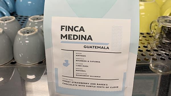 Springbok Finca Medina
