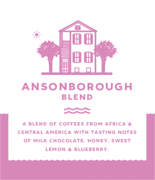 Springbok Coffee Ansonborough Blend