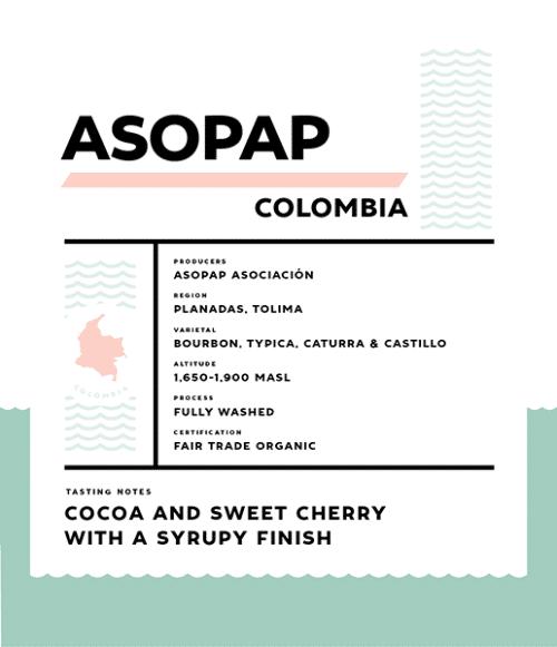 Springbok Coffee Asopap