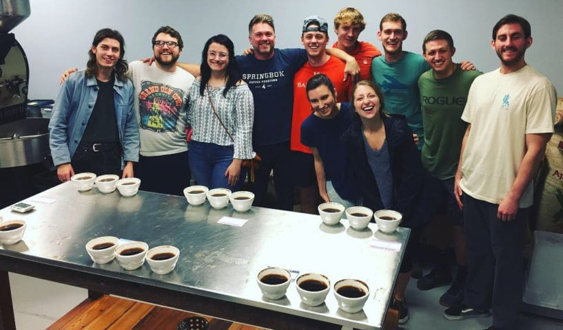 Springbok Coffee Cupping Group
