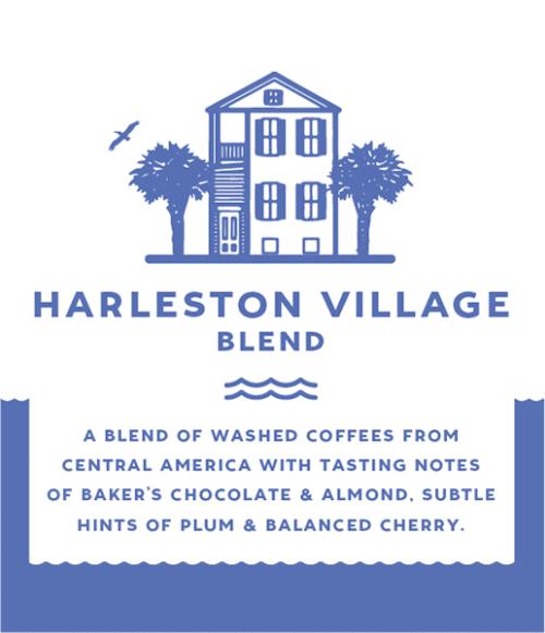 Springbok Coffee Harleston Village Blend
