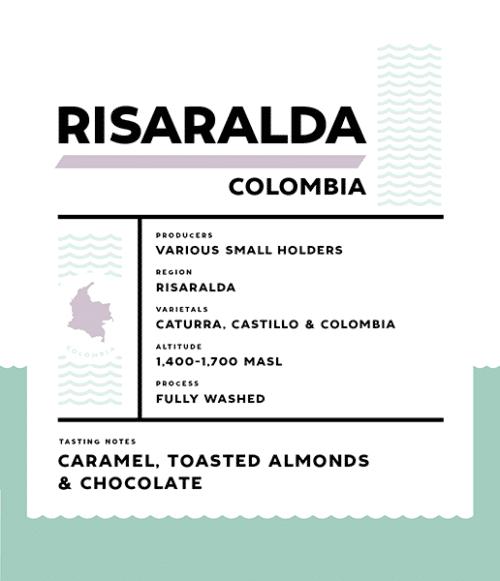 Springbok Coffee Risaralda