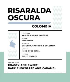 Springbok Coffee Risaralda Oscura