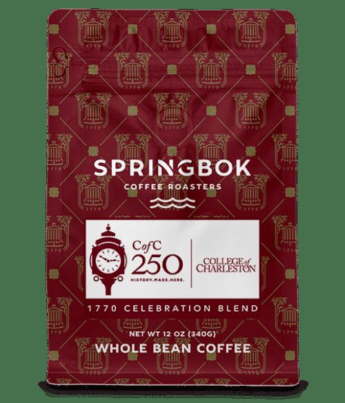 Springbok Coffee College of Charleston