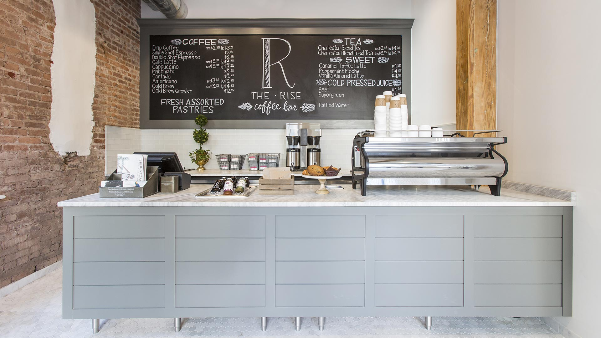 The Rise Coffee Shop
